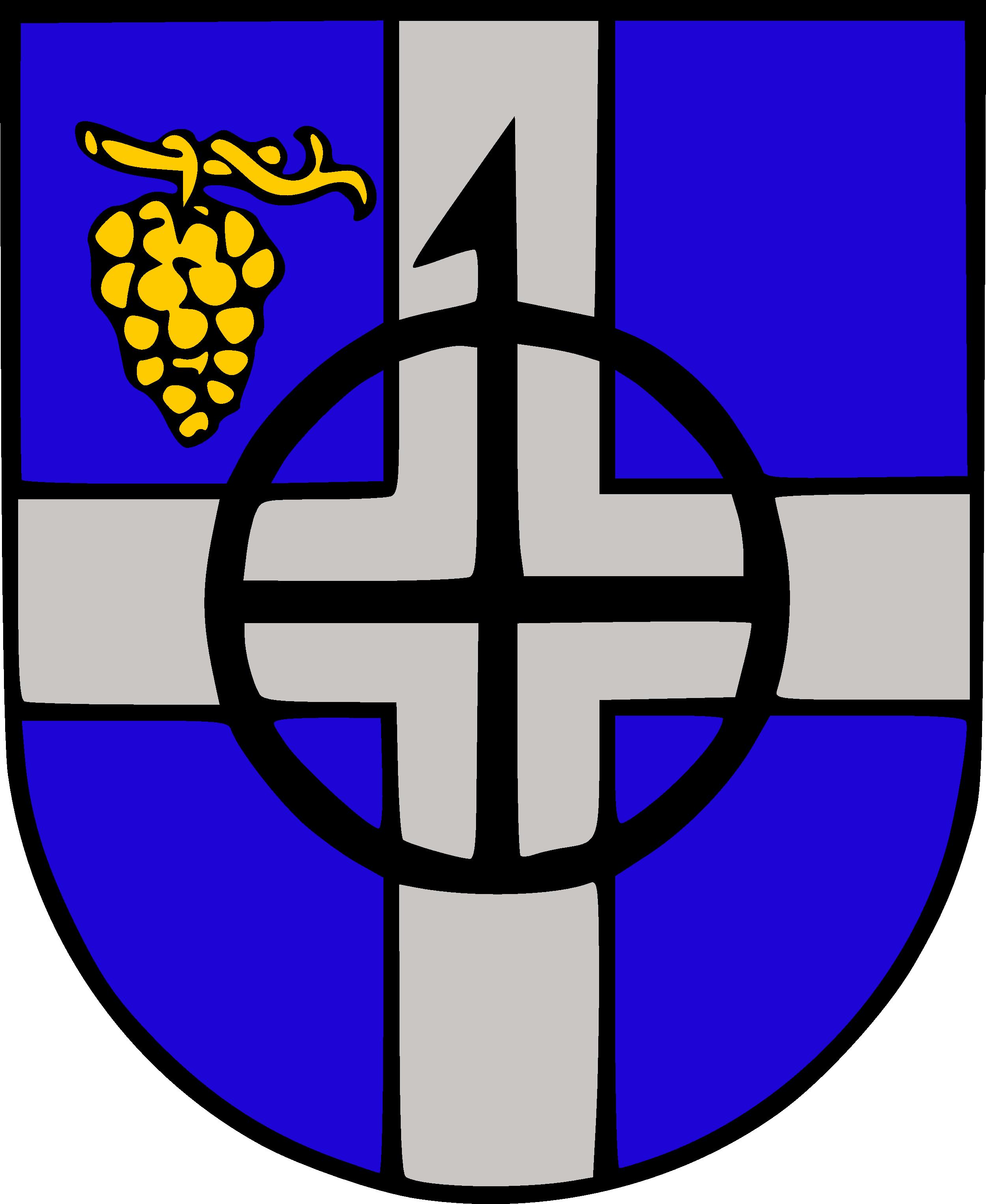 Wappen Hainfeld_blau